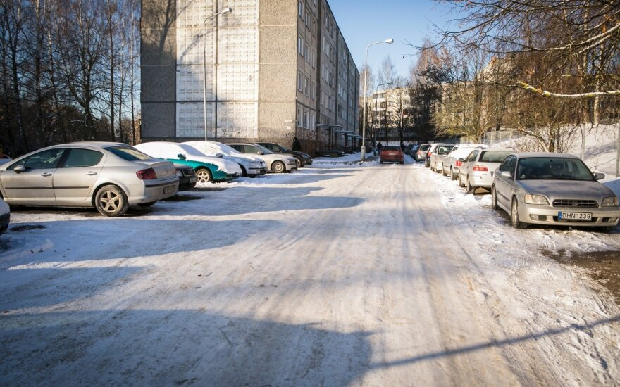 Automobiliai žiemą