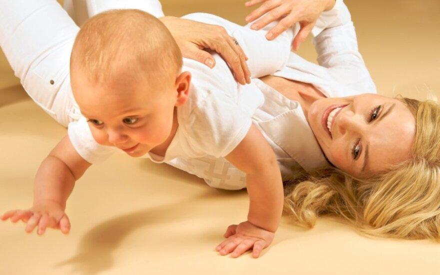 5 būdai, kaip paspartinti vaiko vystymąsi