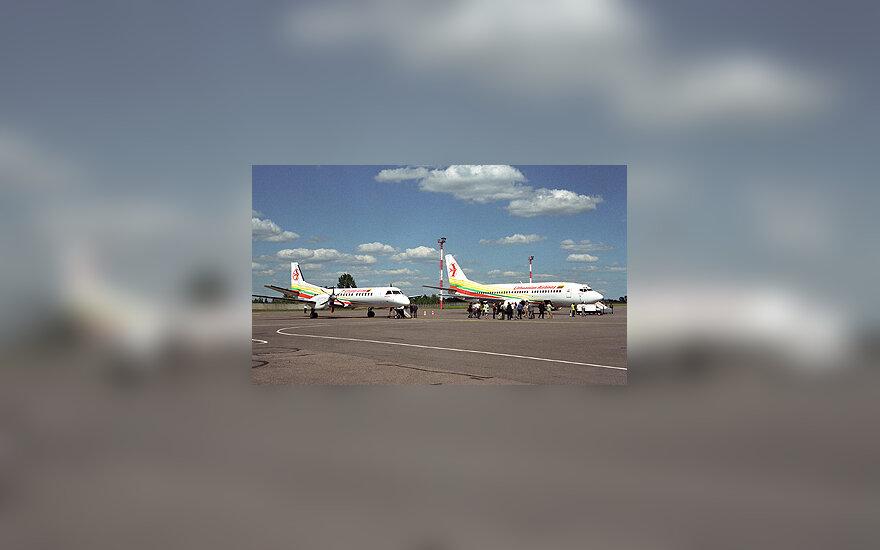 LAL, oro uostas, lėktuvas