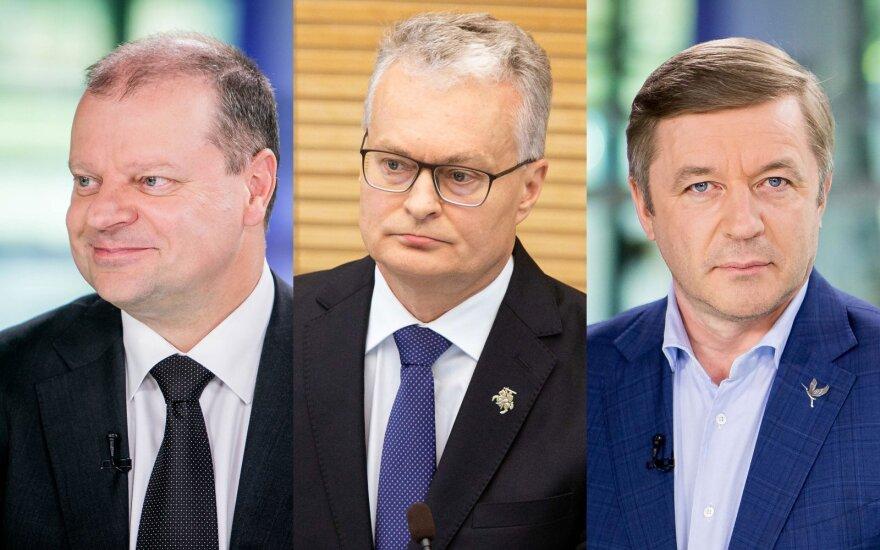 Lietuvos įtakingiausieji. Politikai