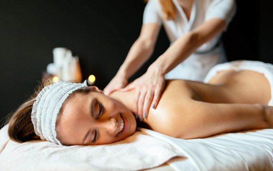 Įvardijo, kada masažas padeda, o kada kenkia