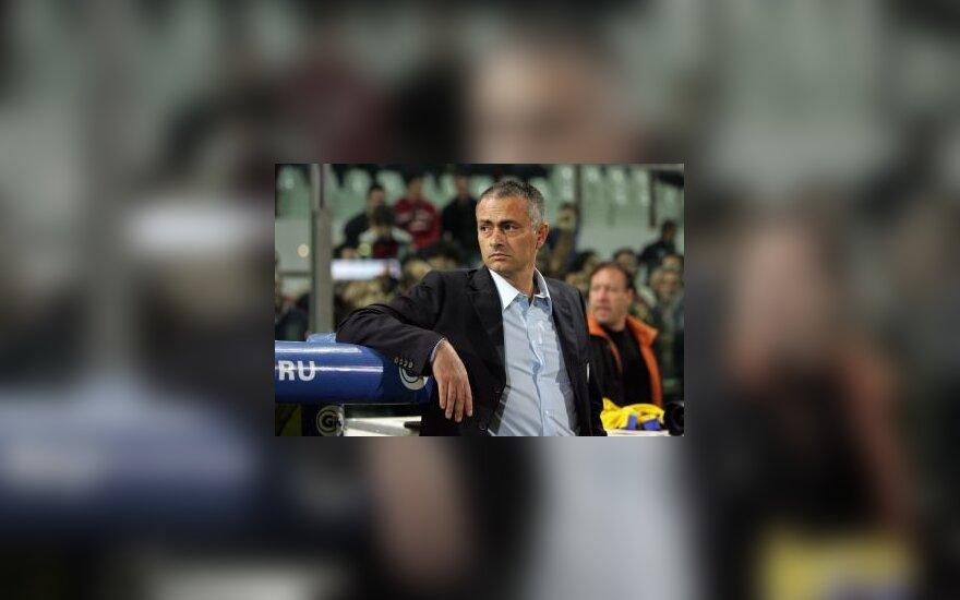 J.Mourinho: Italija manęs nemyli