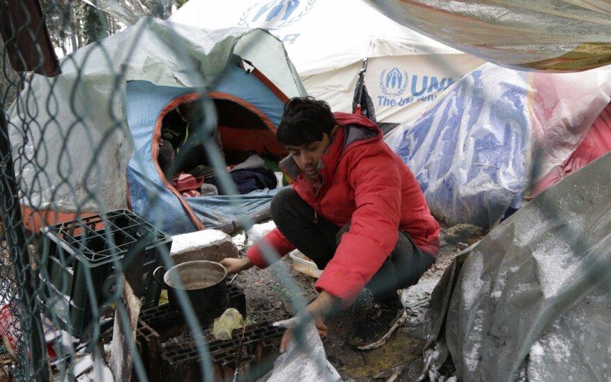 Teisių gynėjai kaltina ES šalis ignoruojant pabėgėlių teisių pažeidimus Kroatijoje