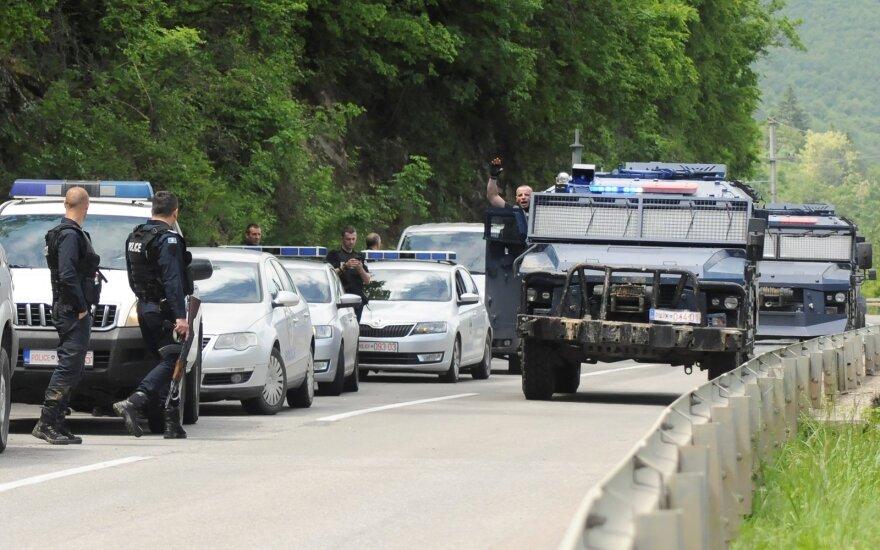 Rusija reikalauja paleisti JT darbuotoją Kosove
