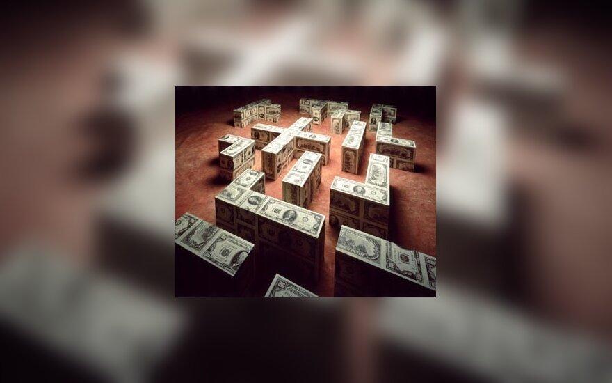 """R.Kuodis. Kas """"nuvers"""" dolerį nuo pasaulio rezervinės valiutos sosto?"""