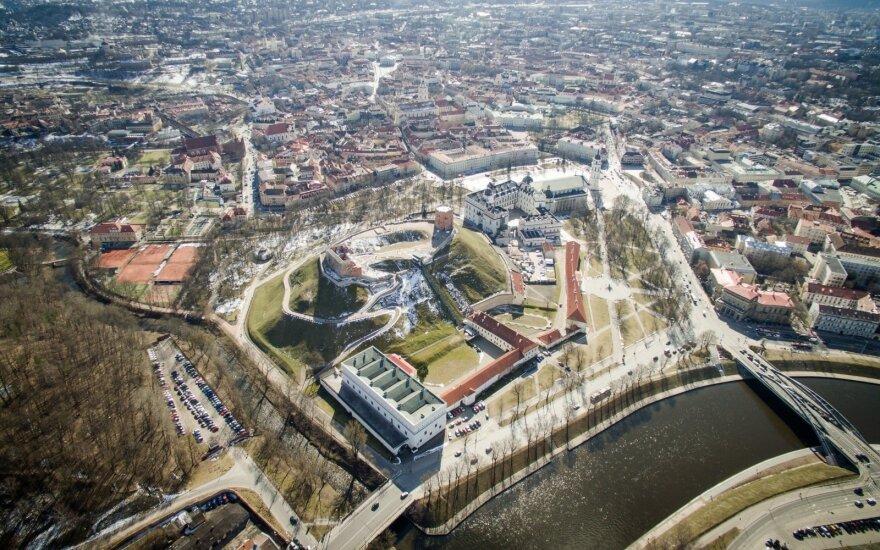 Innovative Vilnius: from teleportation stops to 3D holograms