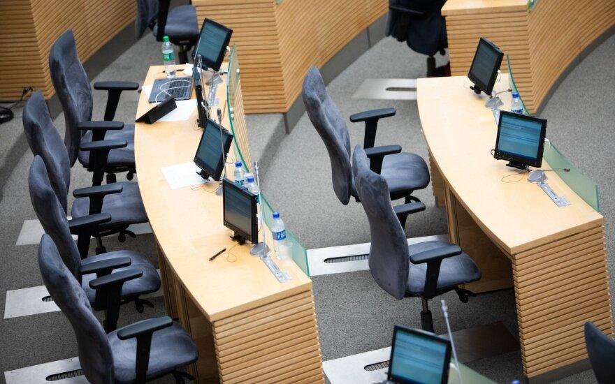 Seimas ėmėsi projektų dėl žmonių galimybės bylinėtis Konstituciniame Teisme