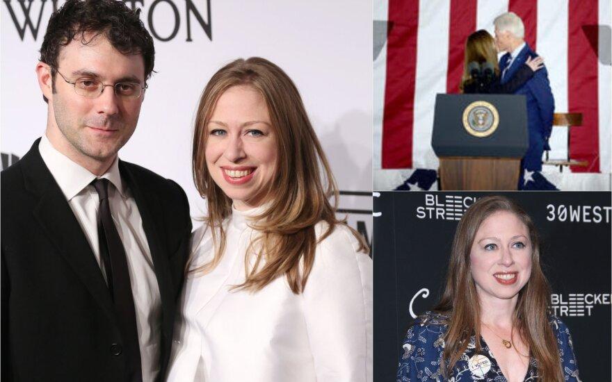 Chelsea Clinton, Marco Mezvinsky, Billas Clintonas