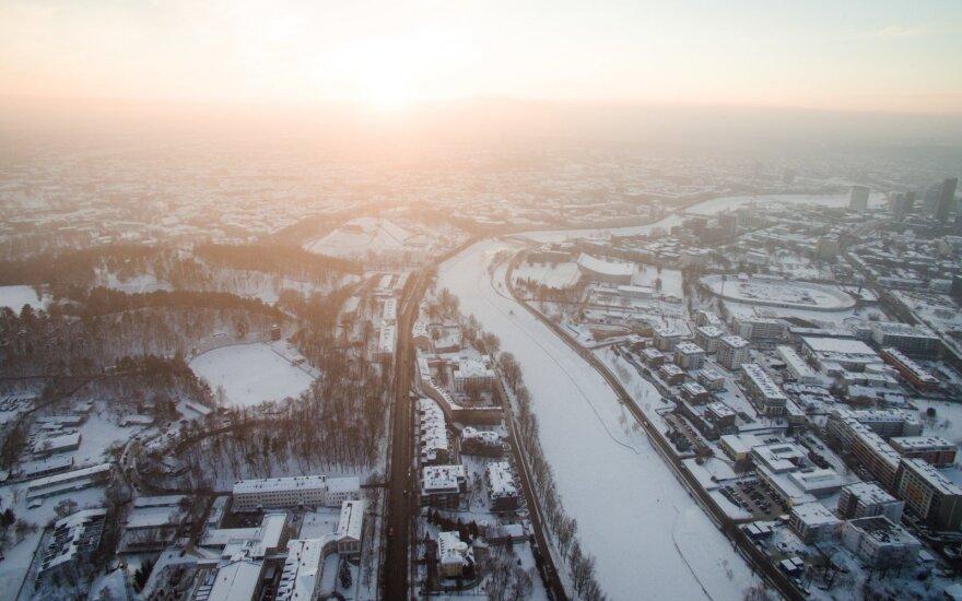 Orai: po šalto savaitgalio – naujas netikėtumas