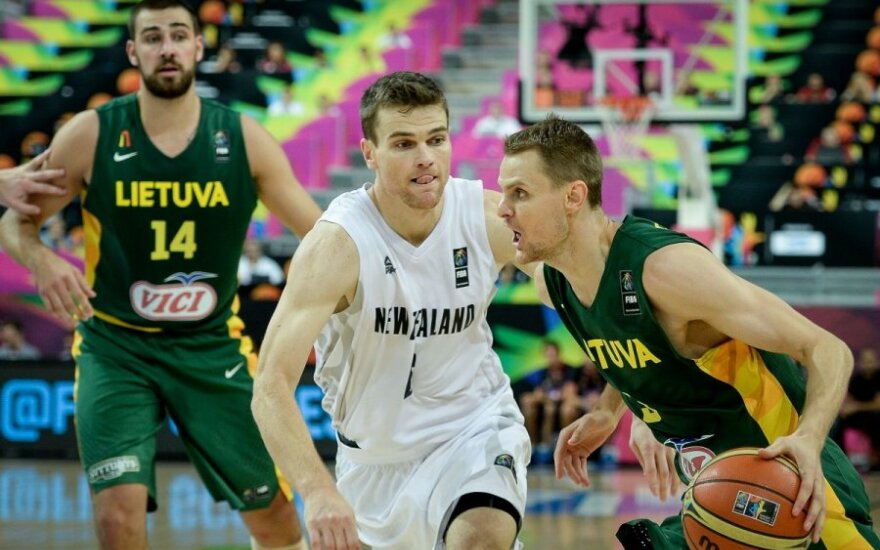 Lithuania's walking wounded win