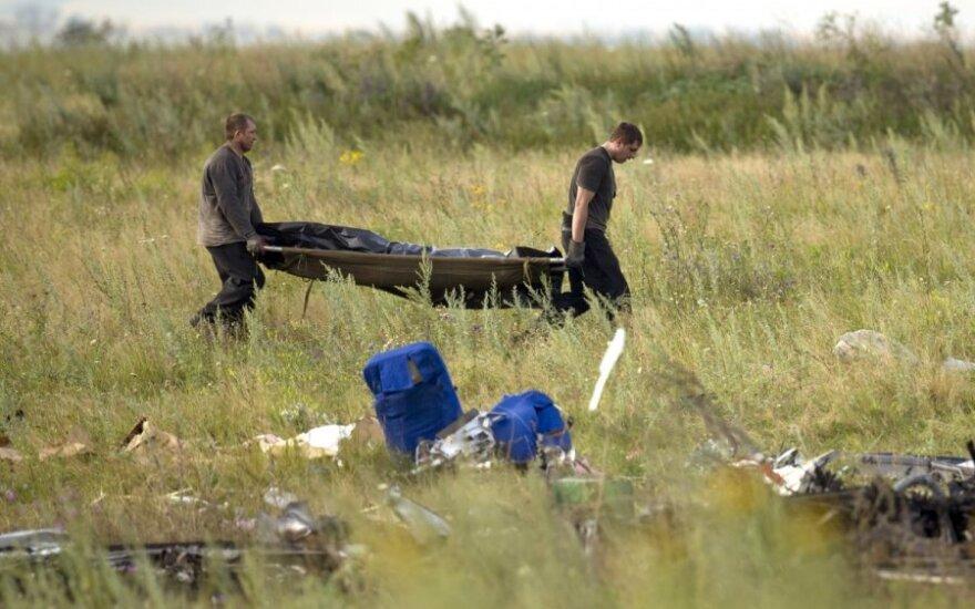 Reikalauja Irano sumokėti kompensacijas numušto Ukrainos lėktuvo aukų artimiesiems