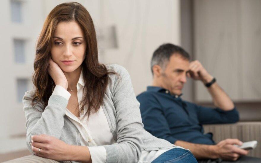 Atsakė meilužei: tau pavyko užčiuopti gyvenimo santuokoje problemos esmę
