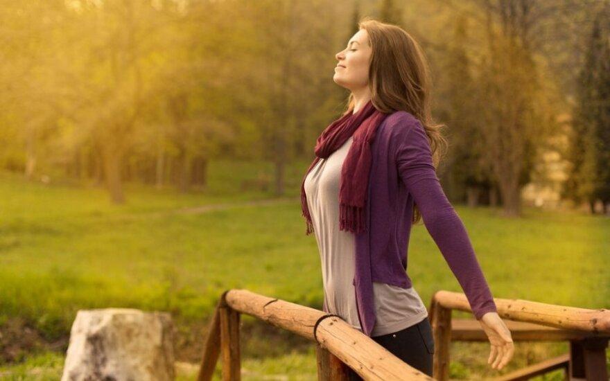 Tai, ką esame pamiršę: gydomoji kvėpavimo galia