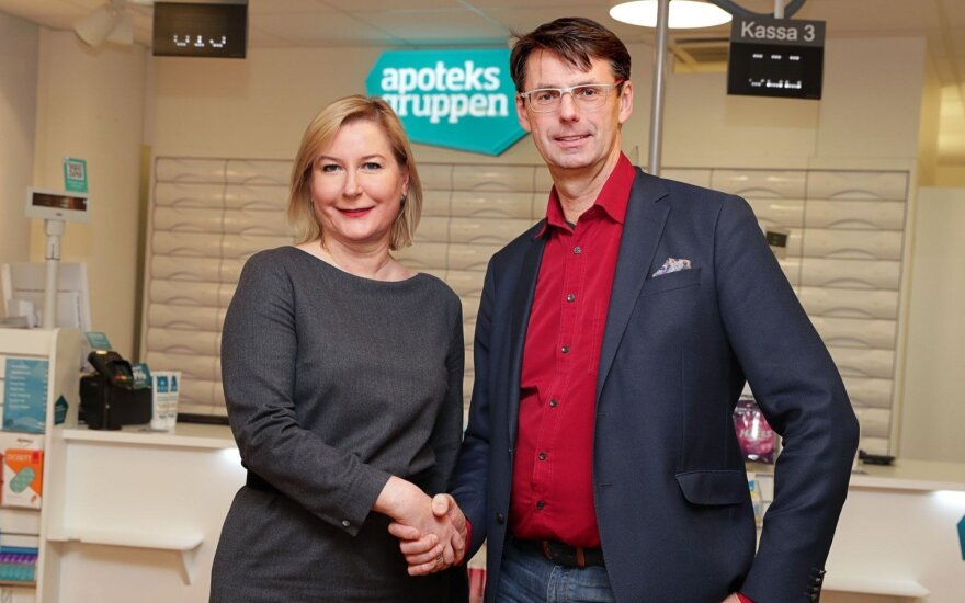 Raimonda Kižienė, Tony Johanssonas