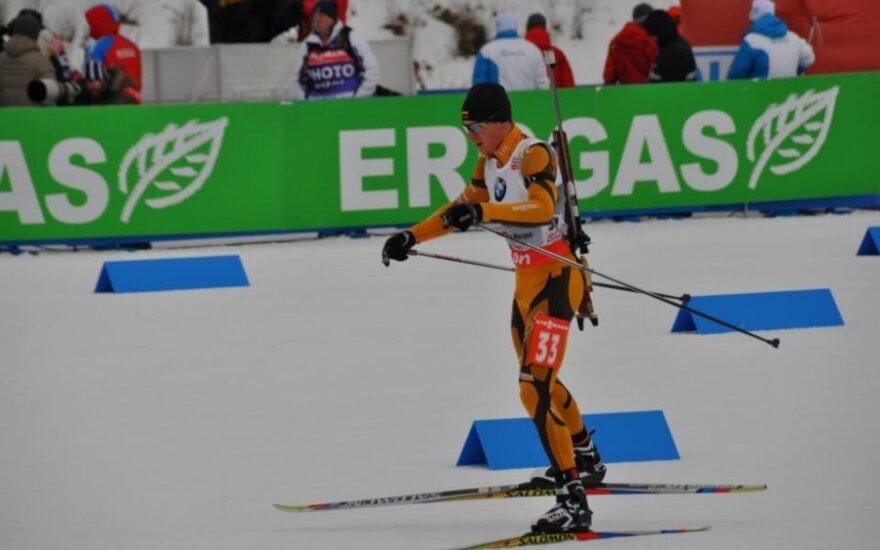 Tomas Kaukėnas (Lietuvos biatlono federacija nuotr.)