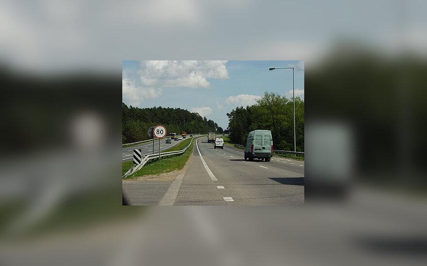 Kelias Kaunas - Klaipėda