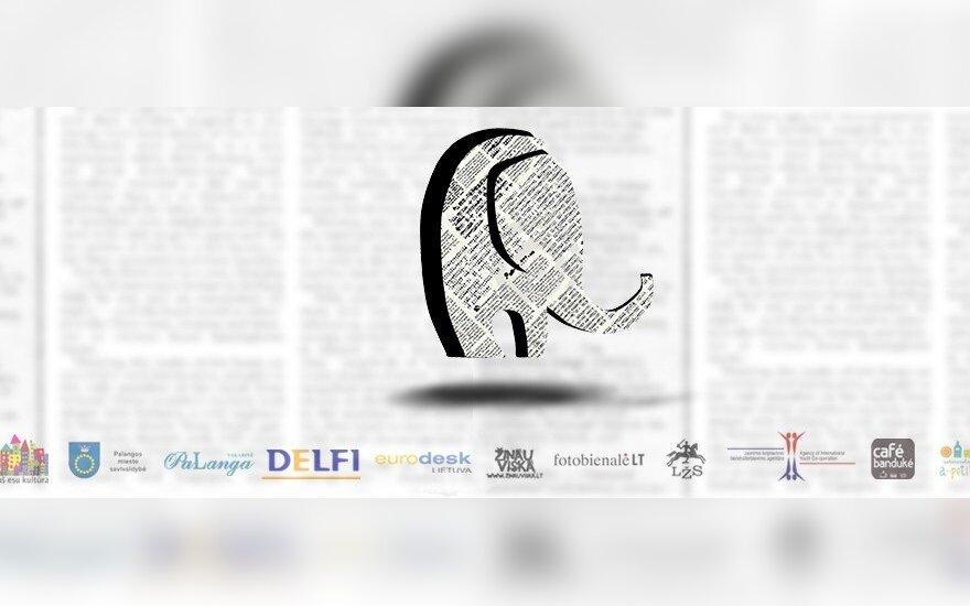 """Palangoje vyks pirmasis Jaunųjų žurnalistų festivalis """"Dramblys 2014"""""""