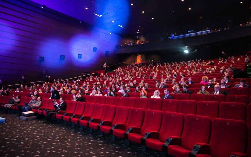Didžiausia valstybės paramos kino kultūrai dalis atiteko kino festivaliams