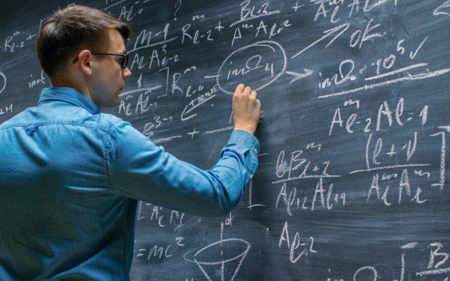 Yra ir kita klausimo pusė: o kam man tos matematikos iš viso reikia?