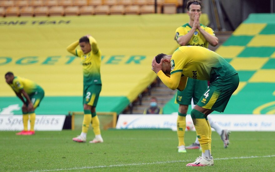 """Norwich"" komanda"