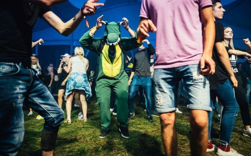 "Festivalis ""Karklė Live Music Beach"""