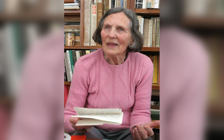Buvusi tremtinė Eugenija Mačiulienė