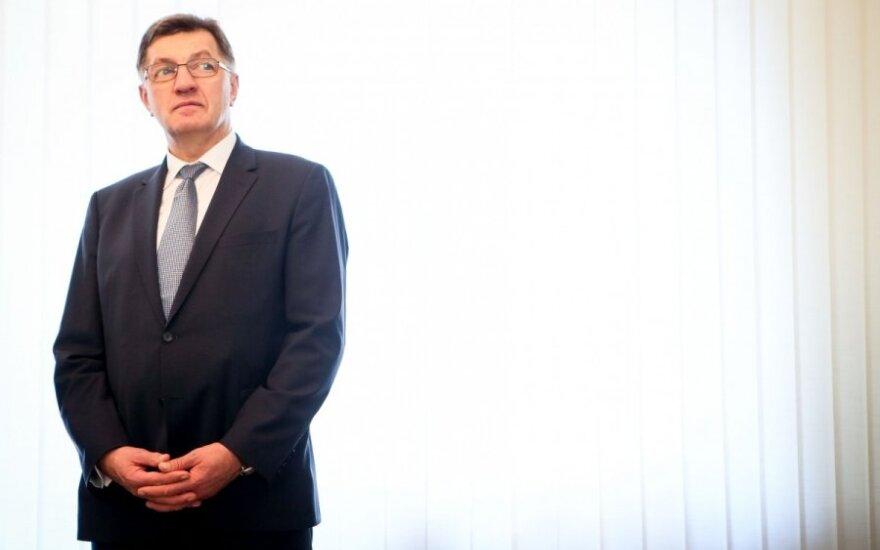 A. Butkevičius svečiams iš ES: dėl Krymo aneksijos ES turi laikytis vertybinės pozicijos
