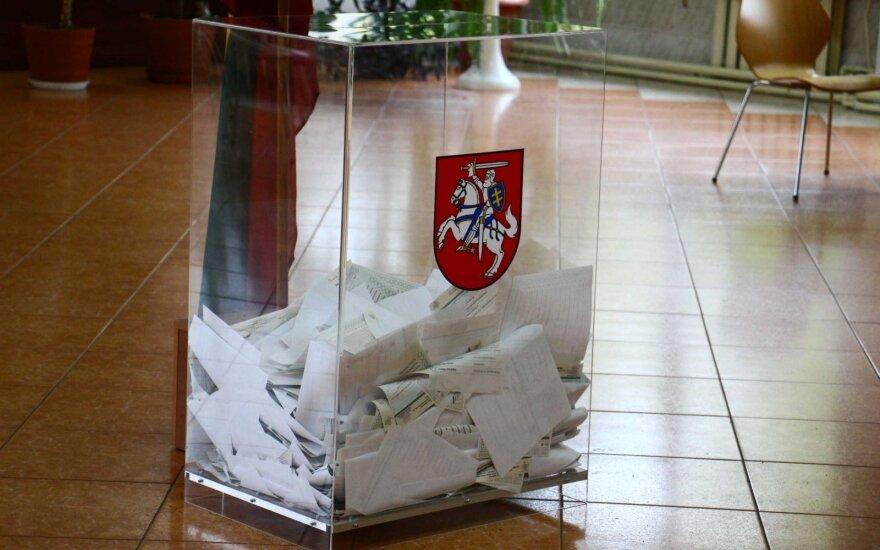 Seimas elections in Klaipėda