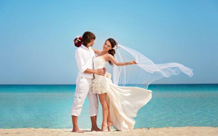 Sudėliojo vestuvių biudžetą: kai kurie jaunųjų įgeidžiai gali nustebinti