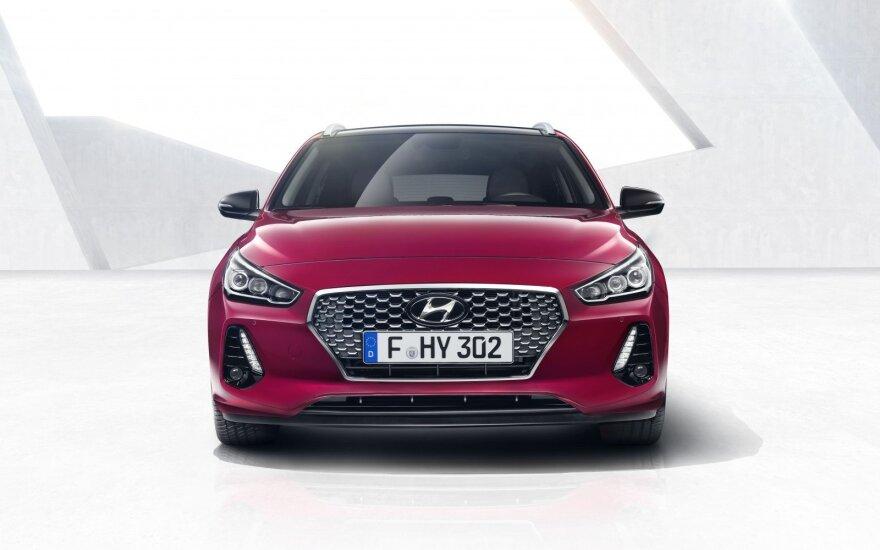 """Hyundai i30 Wagon"""