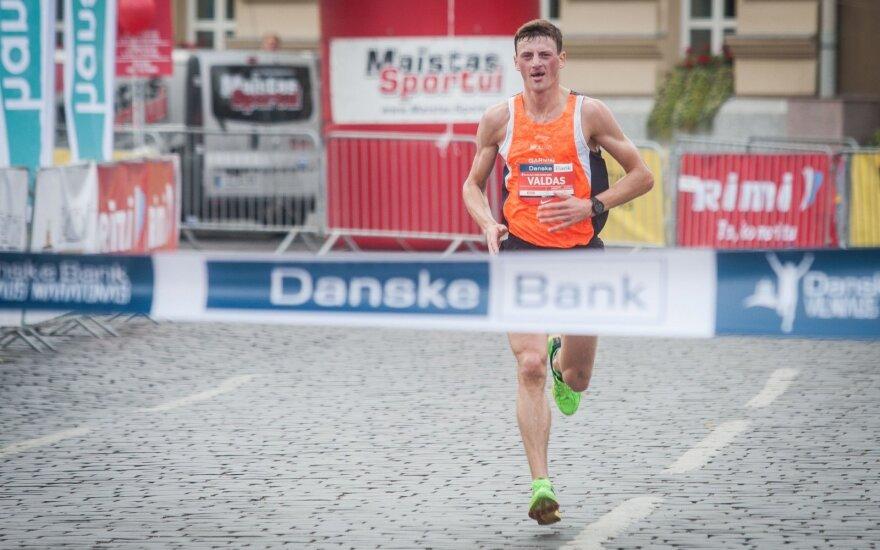 Nidos pusmaratonį laimėjo E. Sakalaitė ir V. Dopolskas