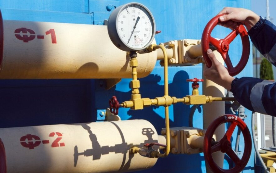 Žiniasklaida: GIPL dujų kainas Lietuvoje priartins prie Vakarų Europos