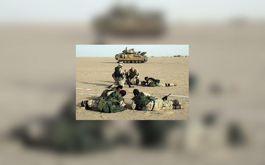 JAV kariuomenės pratybos