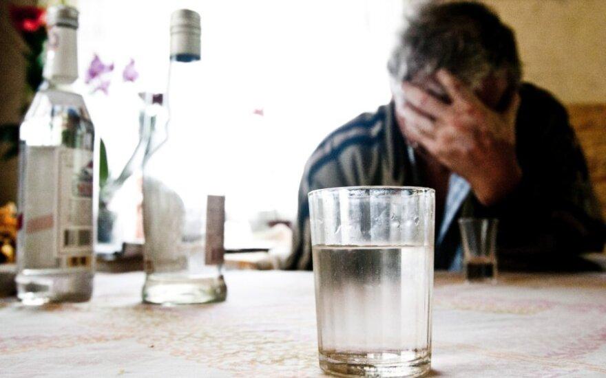 Alkoholio poveikis mūsų smegenims: ką apie mus pasako elgesys apsvaigus