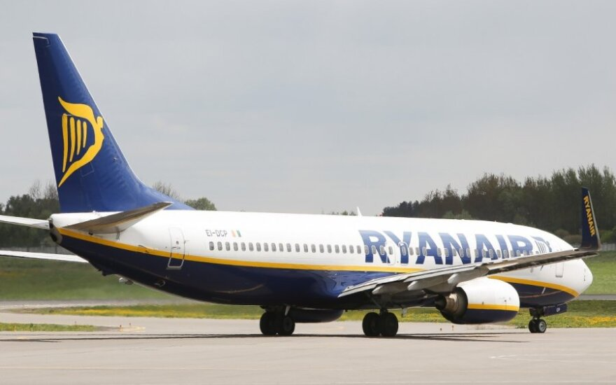 """Puikūs """"Ryanair"""" rezultatai"""