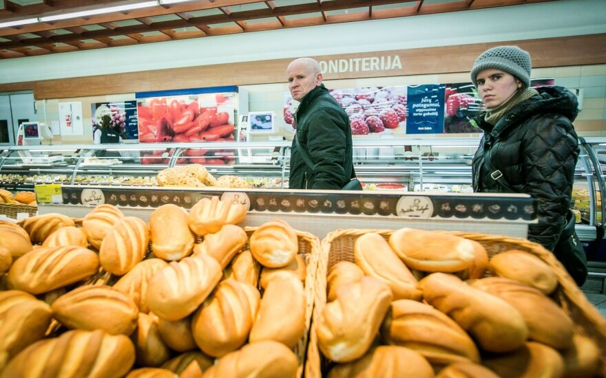 Supermarket boycott begins as Lithuanians hit back at rising prices