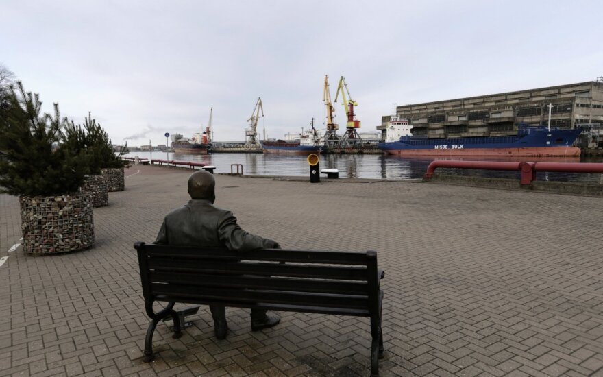 Ventspilio uostas