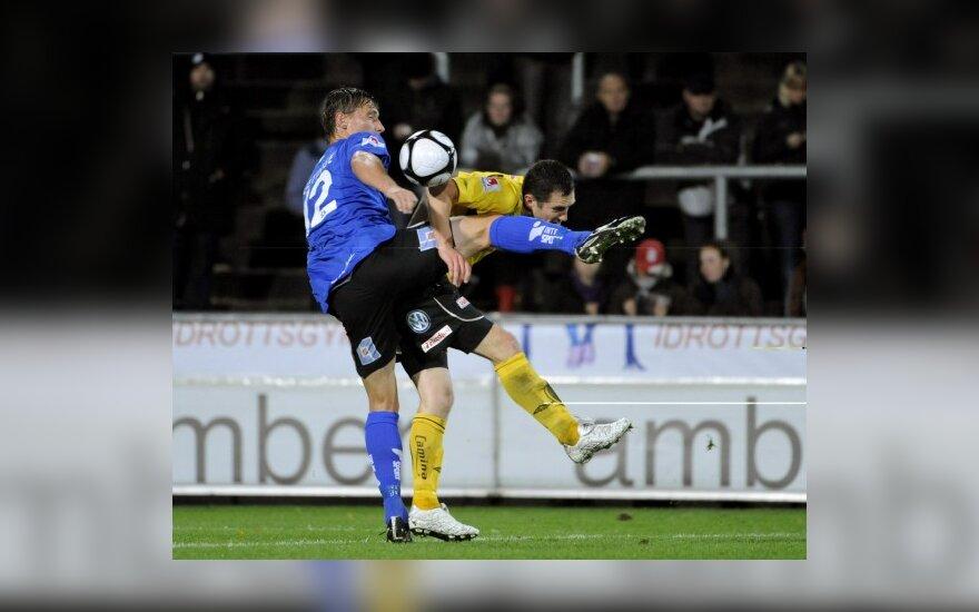 Lietuviai užsienyje: A.Skarbaliaus auklėtiniai - Danijos taurėje turnyro ketvirtfinalyje