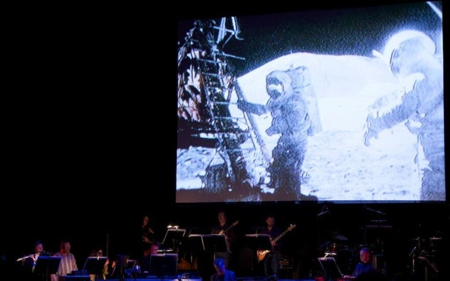 "Brian Eno ""Apollo"""