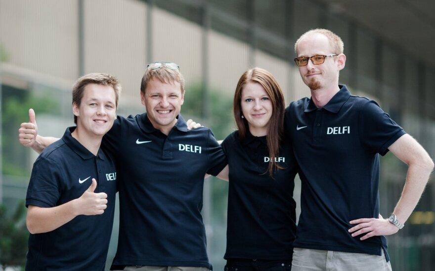 "DELFI komanda ""EUROBASKET 2015"""