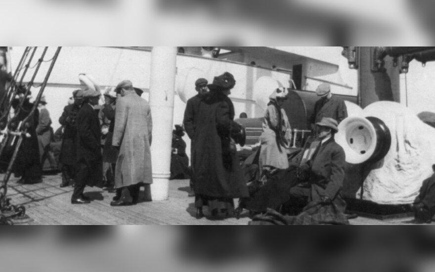 Iš skęstančio laivo išsigelbėjusi lietuvė: kunigas visiems suteikė paskutinį palaiminimą