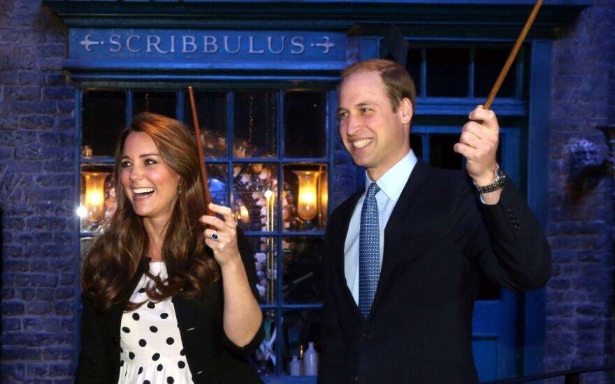 Princas Williamas ir Catherine Middleton