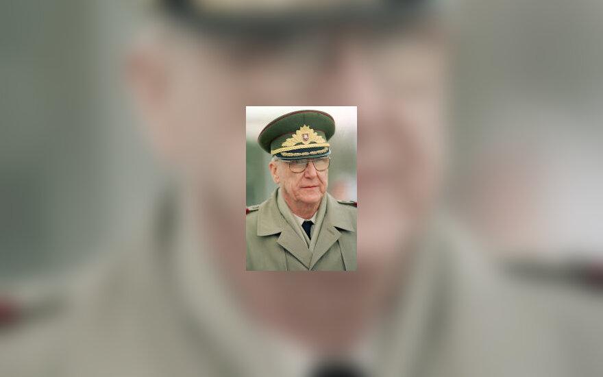 Kariuomenės vadas J.Kronkaitis