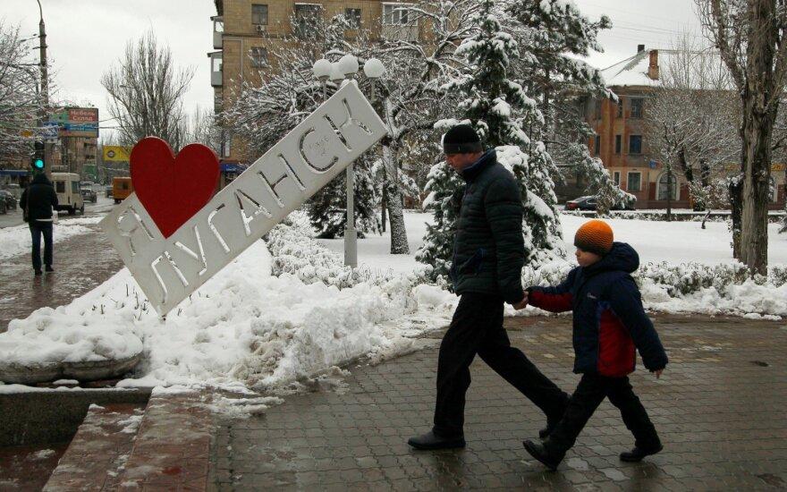 Lietuva ir toliau prisidės prie Europinių reformų Ukrainos Luhansko srityje
