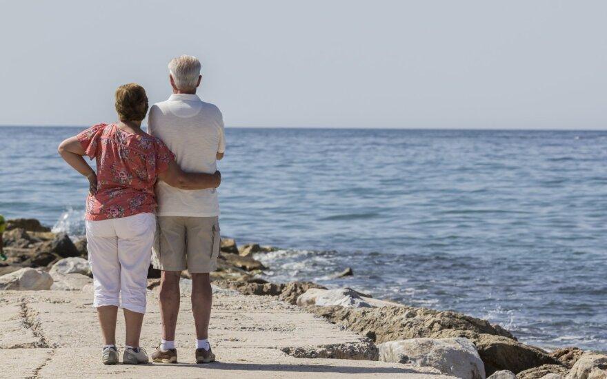Negalvokite, kad vyresnio amžiaus žmonėms nebereikia nei meilės, nei sekso