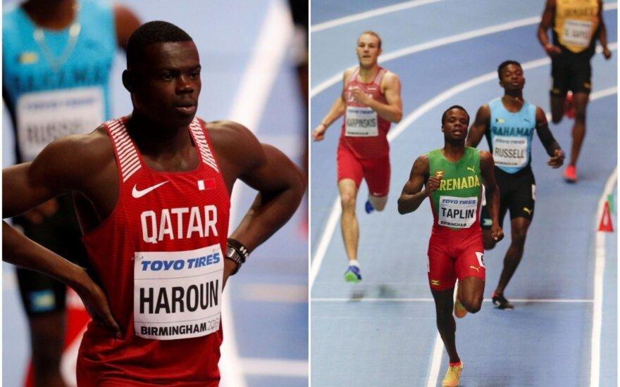 Birmingame – kuriozinis įvykis: visi bėgimo dalyviai diskvalifikuoti