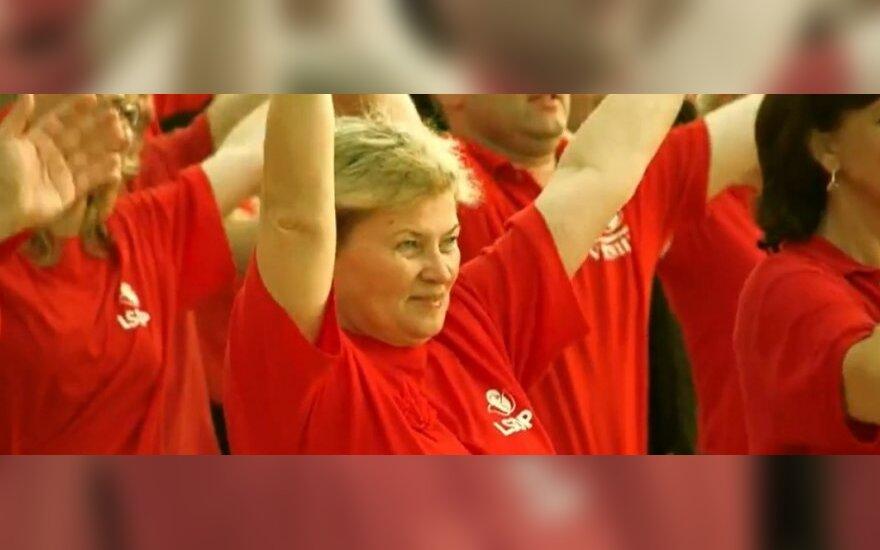 Socialdemokratai patvirtino pirmuosius kandidatus į merus