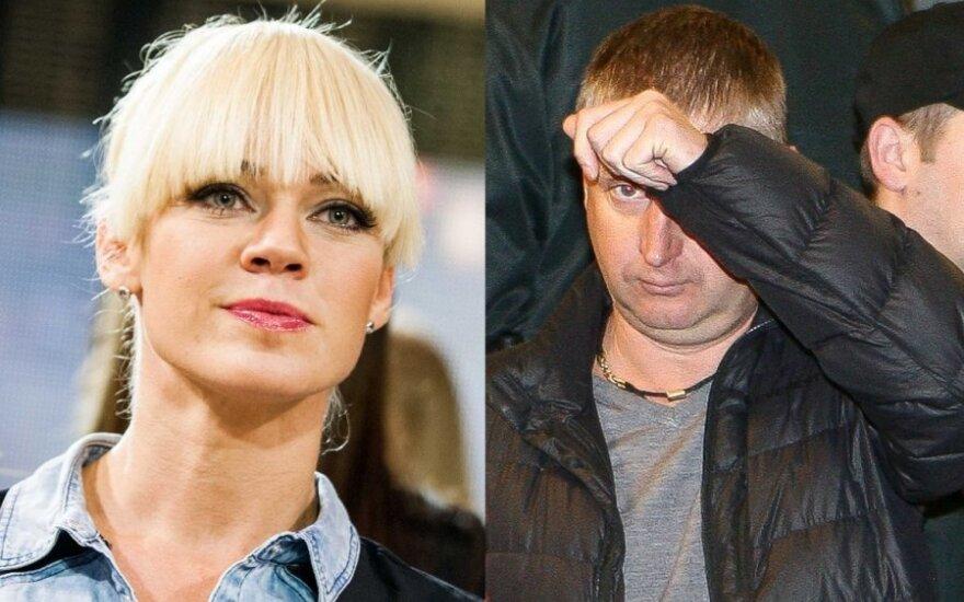 Ingrida Martinkėnaitė ir Andrejus Velijevas
