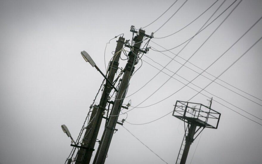 Realios kompensacijos už elektros stulpus jūsų žemėje – vos 62 eurai