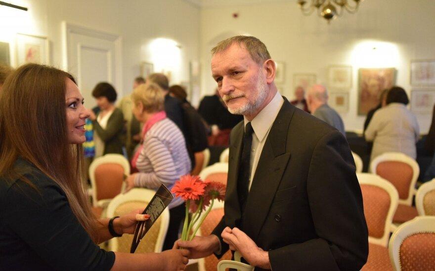 Kęstučio Bieliuko 60-mečiui skirtas fortepijono muzikos vakaras